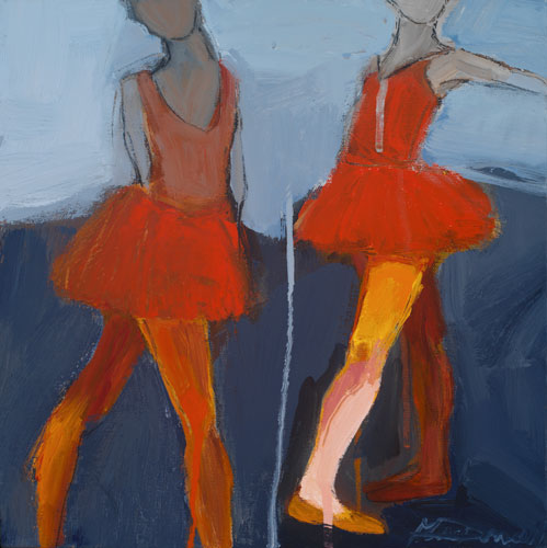 Two Dancers Series